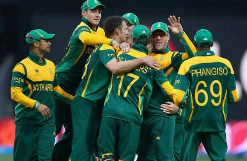 South Africa matches schedule for ICC cricket world cup 2015.