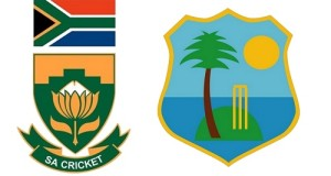 West Indies tour of South Africa 2014-15 Schedule, Fixtures