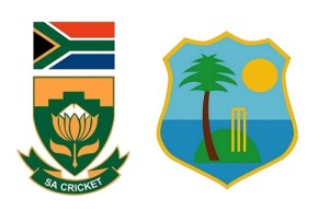 South Africa vs West Indies 2014-15 series schedule and fixtures.