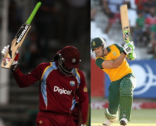 South Africa vs West Indies 2nd t20 at Johannesburg 2015.