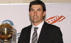 Stephen Fleming predicts Australia vs New Zealand 2015 ICC world cup final.