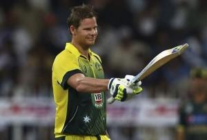 Steven Smith to be 22nd ODI captain for Australia in Hobart against England.