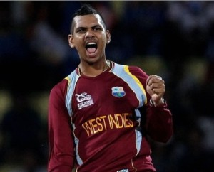 Sunil Narine pulled off from ICC world cup 2015.