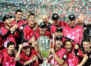 Sydney Sixers declared 13-man squad for BBL-04 final.
