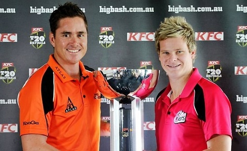 Perth scorchers vs sydney sixers BBL 04 final: Latest