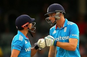 Taylor and Buttler helped England to win against India and qualify for final against Australia.
