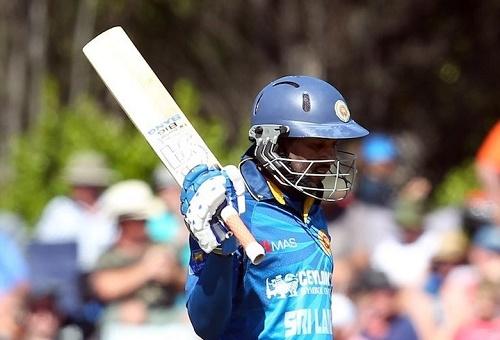 Tillakaratne Dilshan scored century against New Zealand in Dunedin ODI.