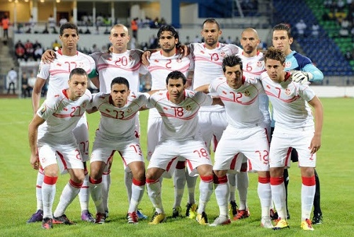 Tunisia 23-man roster for 2015 orange africa cup of nations.
