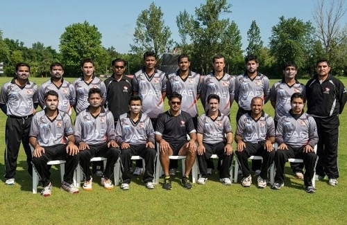 UAE 15 man squad for ICC world cup 2015.