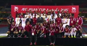 UAE secured 3rd place in Asian Cup 2015 by beating Iraq