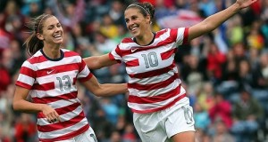 U.S. to play 10 games ahead FIFA Women's world cup 2015