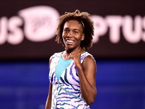 Venus Williams qualified for Australian Open Quarterfinal 2015 against Madison Keys.