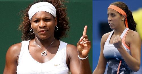 Venus Williams vs Madison Keys QF 2015 Australian Open live streaming and score details.
