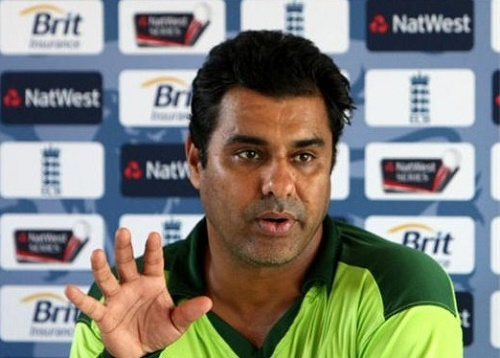 Waqar Younis happy that Pakistan is not favourite in 2015 world cup.
