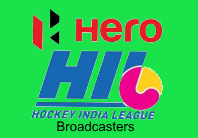 Where to watch Hero Hockey India League 2015 live streaming and telecast.