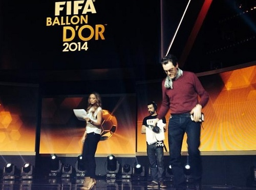 Where to watch live FIFA Ballon d'Or 2014 award ceremony.
