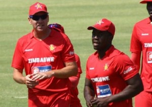 Zimbabwe cricket matches in 2015 ICC world cup.