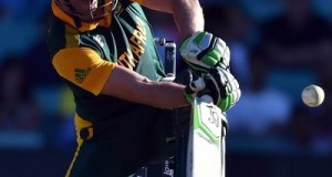 Ab de Villiers hits fastest 150 of ODI in 64 balls at world cup
