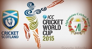 Afghanistan vs Scotland world cup 2015 Preview, Live Stream