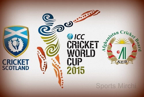 Afghanistan vs Scotland world cup 2015 preview, live streaming.