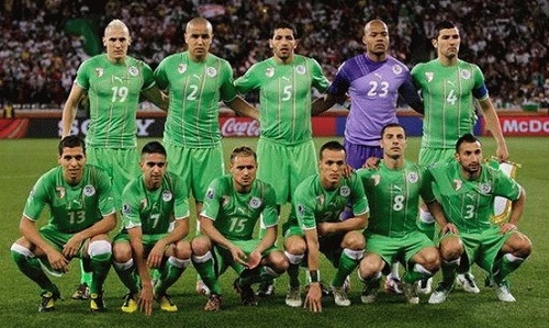 Algeria 23-man squad for 2015 Africa Cup of nations.
