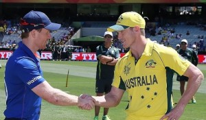 Aus vs Eng 2015 world cup live score and latest updates.