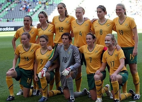 Australia matches schedule for FIFA women's world cup 2015.