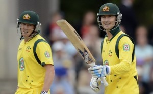 Australia named playing 11 for world cup 2015 match against New Zealand.