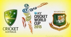 Australia vs Bangladesh world cup 2015 Predictions, Preview
