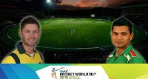BAN vs AUS Cricket Live streaming, telecast and score CWC15