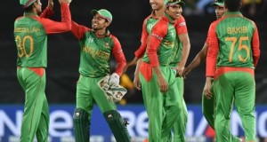 Bangladesh beat Afghanistan by 105 runs in 2015 world cup