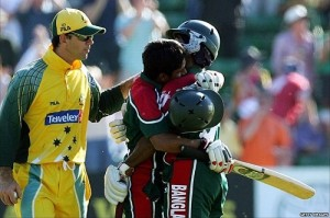 Bangladesh eyeing to beat Australia in 2015 world cup on 21st Feb.