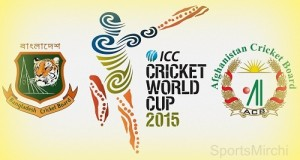 BAN vs AFG world cup 2015 match-7 preview, Live Streaming