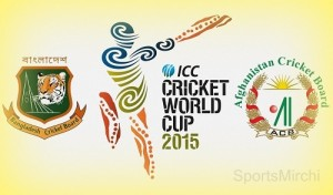 Bangladesh vs Afghanistan world cup 2015 match-7 preview and live streaming.