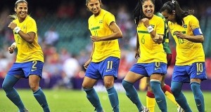 Brazil match fixtures for 2015 FIFA women's world cup