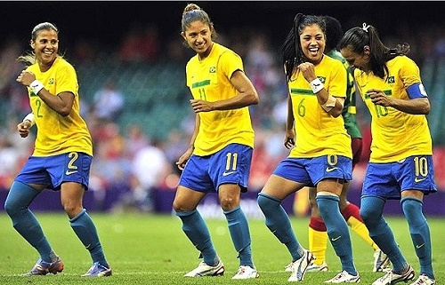 Brazil matches schedule for FIFA women's world cup.