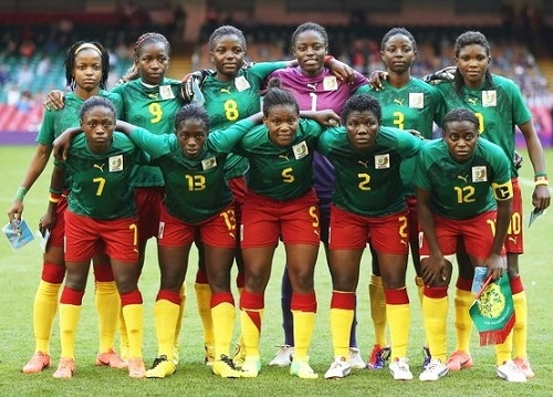 Cameroon matches schedule for FIFA women's world cup 2015.
