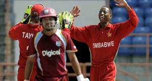Will Zimbabwe Surprise West Indies in world cup at Canberra