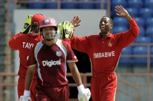 Can Zimbabwe surprise West Indies in 2015 cricket world cup at Canberra.
