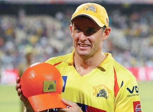 Chennai Super Kings buy Michael Hussey for ipl 2015.
