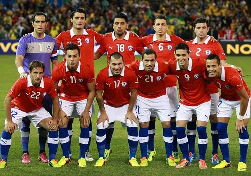 Chile to play 2 friendly matches against Iran and Brazil before 2015 Copa America.