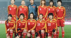 China PR matches schedule for 2015 FIFA Women's World Cup