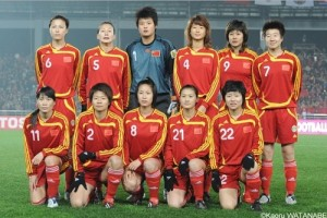 China PR matches schedule for 2015 women's FIFA world cup.
