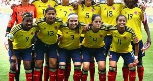Colombia matches schedule for 2015 FIFA women's world cup