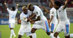 DR Congo beat Congo to qualify for AFCON 2015 Semi-final