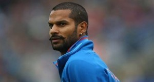 Dhawan feels happy after scoring runs ahead 2015 world cup