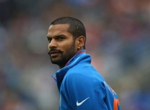 Dhawan feels happy after scoring runs against Australia in warm-up.
