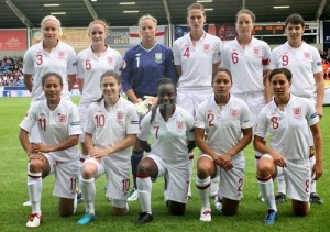 England matches schedule for 2015 FIFA women's world cup.