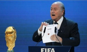 FIFA Task Force proposes 2022 world cup dates for late November-December.