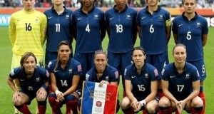 France matches schedule for 2015 FIFA women's world cup